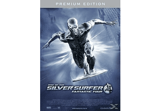 Fantastic Four - Rise of the Silver Surfer - (DVD)