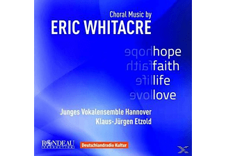 Junges Vokalensemble Hannover, Klaus-Jürgen Etzold - Choral Music / hope - faith - life - love - (CD)