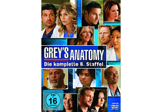 Grey's Anatomy - Staffel 8 Drama DVD