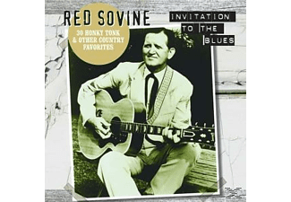 Red Sovine - Invitation To The Blues - (CD)