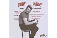 Johnny Hallyday - Multi Versions [CD]