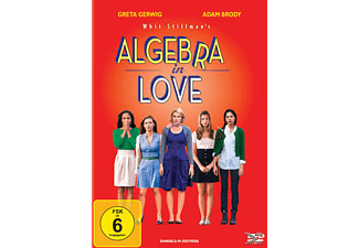 Algebra In Love - (DVD)