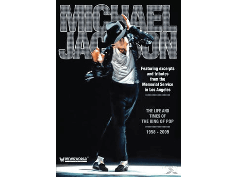 The Life & Times Of The King Of Pop [DVD]