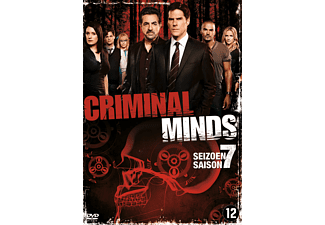 Criminal Minds - Seizoen 7 - DVD