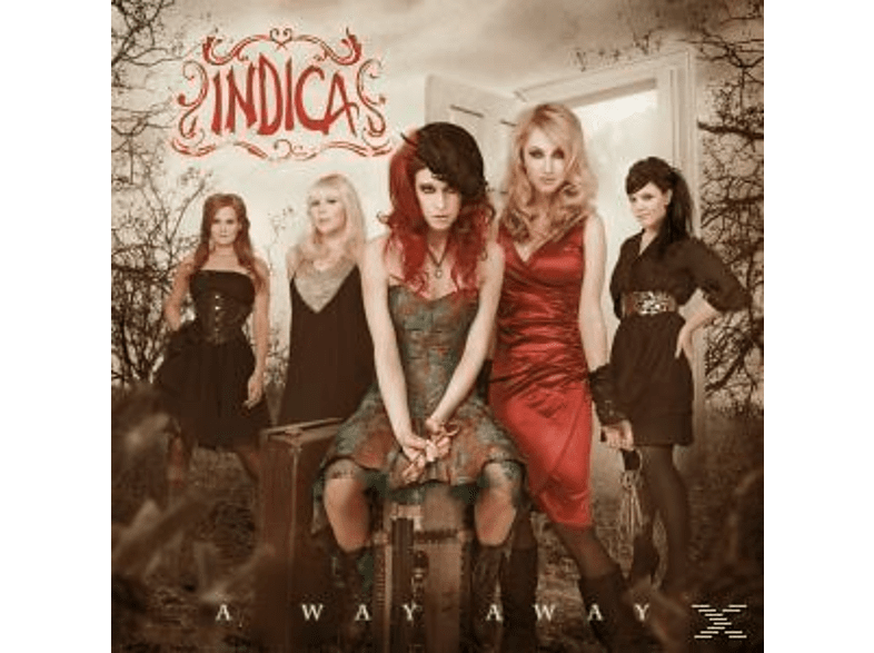 Indica - A Way Away [DVD]