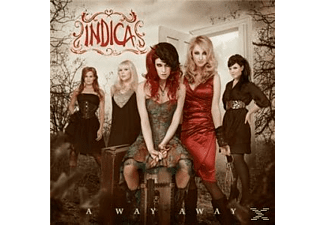 Indica - A Way Away - (CD)