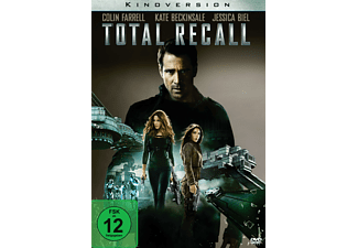 Total Recall Action DVD