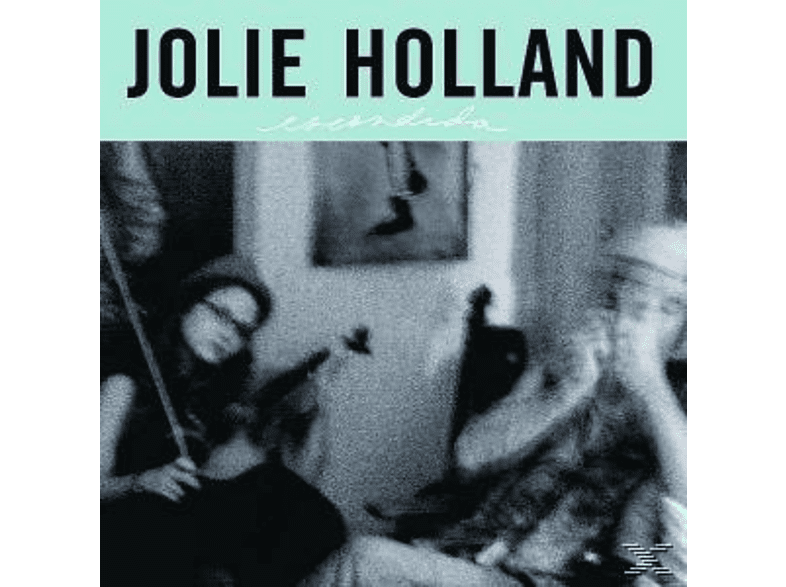 Julie Holland - Escondida [CD]