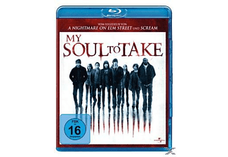 My Soul To Take - (Blu-ray)