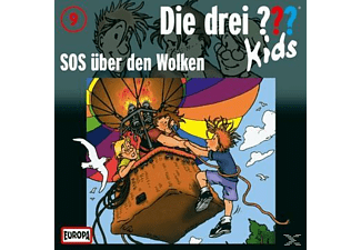 SONY MUSIC ENTERTAINMENT (GER) Die Drei ??? Kids 09: SOS über den Wolken