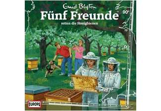 SONY MUSIC ENTERTAINMENT (GER) Fünf Freunde 90: ...retten die Honigbienen
