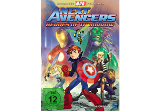 The Next Avengers: Heroes of Tomorrow - (DVD)