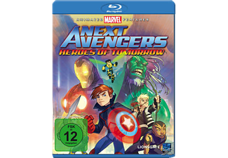 The Next Avengers: Heroes of Tomorrow - (Blu-ray)