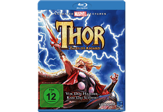 Thor, Tales of Asgard - (Blu-ray)