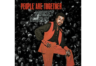 Mickey Murray - People Are Together - (CD)