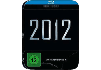 2012 (Steelbook Edition) - (Blu-ray)