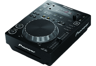 PIONEER CDJ-350, DJ-Single-CD-Player, Silber