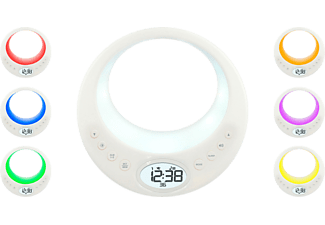 TECHNOLINE WT489 Wake-Up Light Quarzuhr