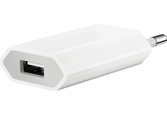 APPLE 5W USB Power Adapter - bianco - -