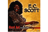 E.C. Scott - Hard Act To Follow [CD]