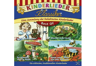 VARIOUS - Kinderlieder Klassiker Best Of - (CD)