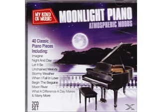Chris Ingham, Tony Ingham - My Kind Of Music: Moonlight Piano - (CD)