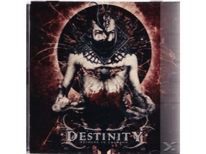 Destinity - Resolve In Crimson [CD]