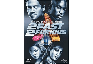 2 Fast 2 Furious Action DVD