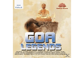 VARIOUS - Goa Legends Vol.3 - (CD)