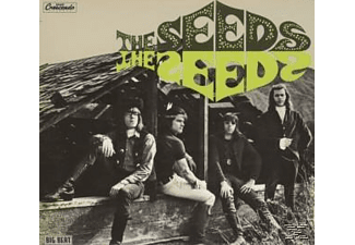 The Seeds - The Seeds (Deluxe Edition) - (CD)