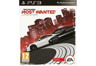 Need for Speed: Most Wanted (PlayStation 3)