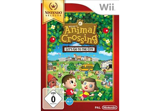Animal Crossing - Let's Go To The City (Nintendo Selects) [Nintendo Wii]