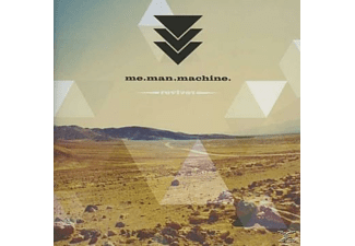 me.man.machine. - Reviver - (CD)
