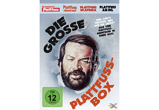Butt Spencer - Die Plattfuss-Box Action DVD