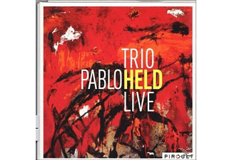 Pablo Held - Trio Live - (CD)