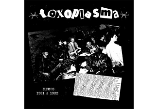 Toxoplasma - Demos 81/82 (+Download) - (Vinyl)