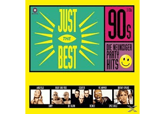 VARIOUS - Just The Best-The 90s - (CD)