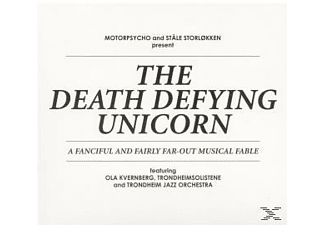 Motorpsycho / Ståle Storlokken - The Death Defying Unicorn - (CD)