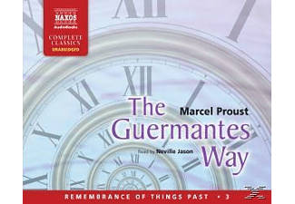 The Guermantes Way - 22 CD - Hörbuch