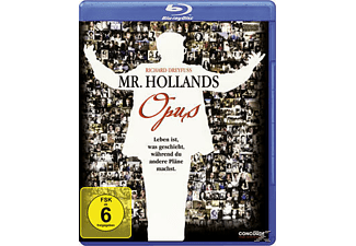 Mr. Holland's Opus [Blu-ray]
