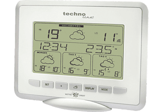 TECHNOLINE WD9535, Wetterstation