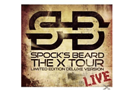 Spock's Beard - The X Tour-Live (Limited Edition) [CD + DVD Video]