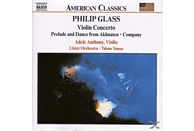 Adele Anthony, Takuo Yuasa, Ulster Orchestre - Violin Concerto [CD]