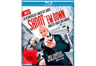 Shoot 'Em Down (Uncut) - (Blu-ray)