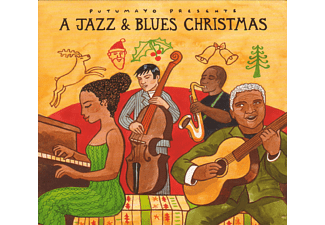 VARIOUS - A Jazz & Blues Christmas - (CD)