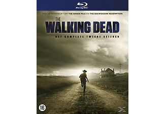 The Walking Dead - Seizoen 2 - Blu-ray