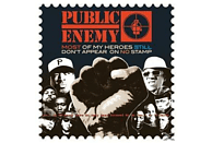 Public Enemy - Most Of My Heroes Still Don't Appear On No Stamp [CD]
