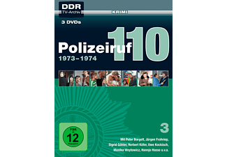 Polizeiruf 110 - Staffel 3 - (DVD)