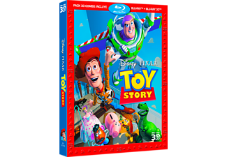 Toy Story 3D - Blu-ray
