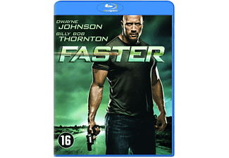 Faster | Blu-ray